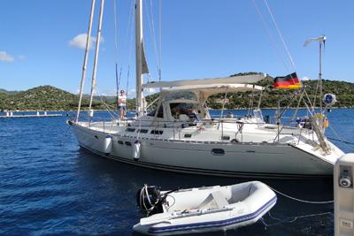 Sun Odyssey 47 cc