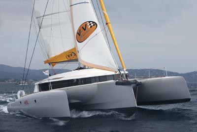 Catamaran NEEL 45