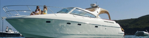 Cruiser or Cabin Cruiser